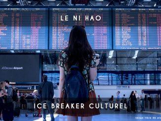 ni hao - ice breaker
