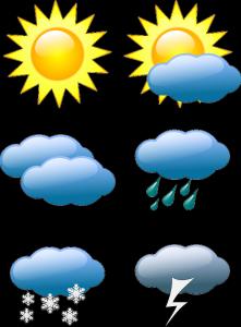météo de l'humeur