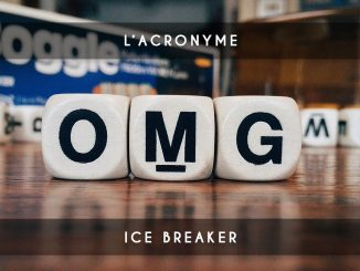 acronyme - ice breaker